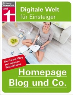 Homepage, Blog und Co.