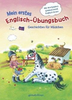 Mein erstes Englisch-Übungsbuch - Geschichten für Mädchen - Färber, Werner