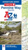 Pennine Way (South) A-Z Adventure Atlas