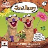 Jan & Henry - 8 Rätsel und 2 Lieder, 1 Audio-CD