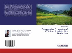9783330005679 - Shamsuddula, AM: Comparative Economics of HYV-Boro & Hybrid Rice Production - Buch