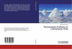 9783330003408 - Khobragade, Namdeo: Thermoelastic Problems on a Rectangular Plate - Buch