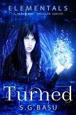 Turned (Elementals, #1) (eBook, ePUB)