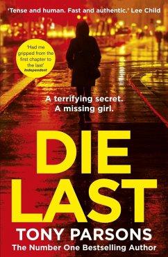 Die Last (eBook, ePUB) - Parsons, Tony