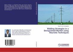 9783330002678 - Jonnalagadda, Vijaya Kumar: Bidding Strategies in a Deregulated Market using Heuristic Techniques - Bog