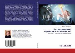 9783330003521 - Kozlovskaya, Natal´ya: Issledovanie agressii v psihologii - Buch