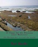 15 Tipps für die Planung einer Weltreise (eBook, ePUB)