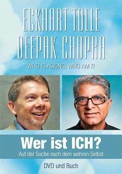 Wer ist ICH? - Buch und DVD - Tolle, Eckhart; Chopra, Deepak