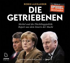 Die Getriebenen (MP3-CD) - Alexander, Robin