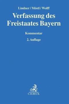 Verfassung des Freistaates Bayern