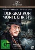 Der Graf von Monte Christo - Der komplette Vierteiler (2 Discs)