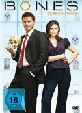 Bones - 3.Staffel DVD-Box