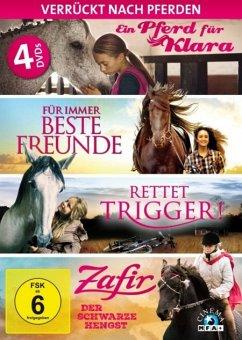 Verrückt nach Pferden (4 Discs)