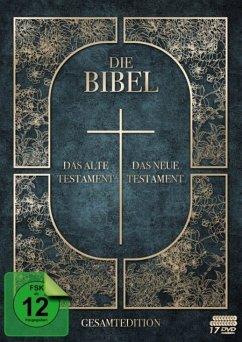 Die Bibel - Gesamtedition: Das Alte Testament / Das Neue Testament DVD-Box