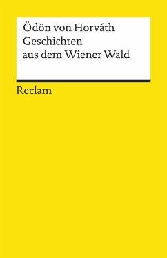 Geschichten aus dem Wiener Wald (eBook, ePUB) - Horváth, Ödön Von