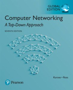 Computer Networking: A Top-Down Approach, Global Edition - Kurose, James F.; Ross, Keith W.