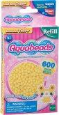 Aquabeads Refill Perlen gelb 600 Stück