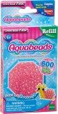 Aquabeads Nachfüllpack Glitzerperlen pink 600 Stück