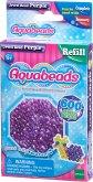 Aquabeads Nachfüllpack Glitzerperlen lila 600 Stück