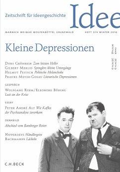 Zeitschrift für Ideengeschichte Heft X/4 Winter 2016 (eBook, PDF)