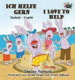 Ich helfe gern-I Love to Help: German English Bilingual Edition