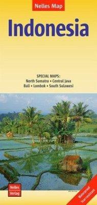 Nelles Map Landkarte Indonesia; Nelles Map Indo...
