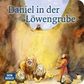 Daniel in der Löwengrube. Mini-Bilderbuch