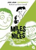 Jetzt wird's wild / Miles & Niles Bd.3 (eBook, ePUB)