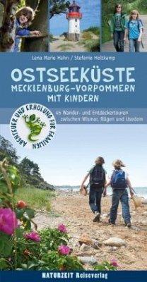 Wanderführer Ostseeküste Mecklenburg-Vorpommern...