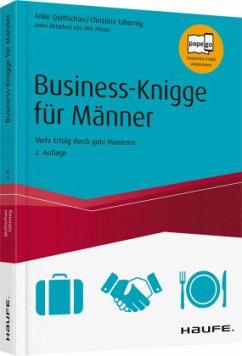 Business-Knigge für Männer - Quittschau, Anke;Tabernig, Christina