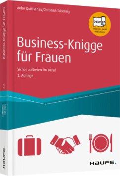 Business-Knigge für Frauen - Quittschau, Anke; Tabernig, Christina