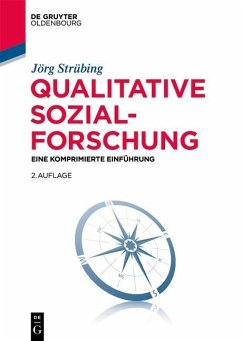 Qualitative Sozialforschung - Strübing, Jörg