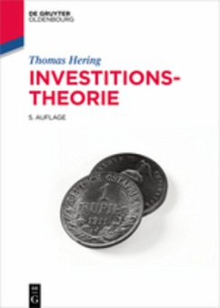 Investitionstheorie - Hering, Thomas