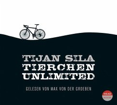 Tierchen Unlimited, 5 Audio-CDs - Sila, Tijan