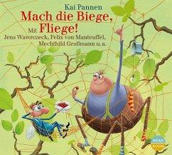 Mach die Biege, Fliege! / Du spinnst wohl! Bd.2 (2 Audio-CDs) - Pannen, Kai