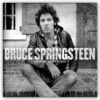 2018 Bruce Springsteen Wall Calendar
