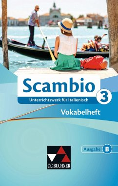 Scambio B 3 Vokabelheft - Banzhaf, Michaela; Stenzenberger, Martin