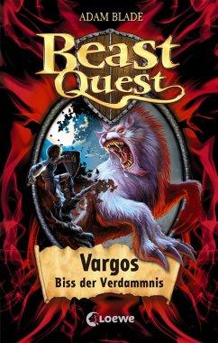 Vargos, Biss der Verdammnis / Beast Quest Bd.22 (eBook, ePUB) - Blade, Adam