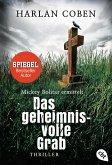Das geheimnisvolle Grab / Mickey Bolitar ermittelt Bd.3 (eBook, ePUB)