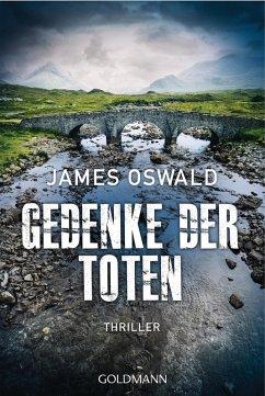Gedenke der Toten / Detective Inspector McLean Bd.5 (eBook, ePUB) - Oswald, James