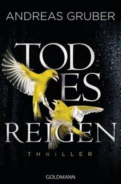 Todesreigen / Sabine Nemez und Maarten Sneijder Bd.4 (eBook, ePUB) - Gruber, Andreas