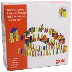 Gollnest & Kiesel KG Goki 58963 - Domino-Rallye, Bodenspiel