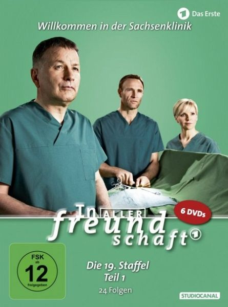 In Aller Freundschaft 1 Staffel