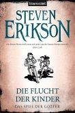 Die Flucht der Kinder / Das Spiel der Götter Bd.16 (eBook, ePUB)