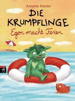 Egon macht Ferien / Die Krumpflinge Bd.8 (eBook, ePUB) - Roeder, Annette