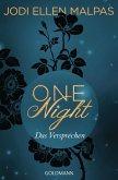 Das Versprechen / One Night Bd.3 (eBook, ePUB)
