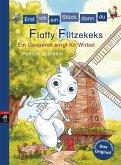Flaffy Flitzekeks - Ein Gespenst sorgt für Wirbel / Erst ich ein Stück, dann du Bd.34 (eBook, ePUB)