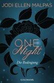 Die Bedingung / One Night Bd.1 (eBook, ePUB)