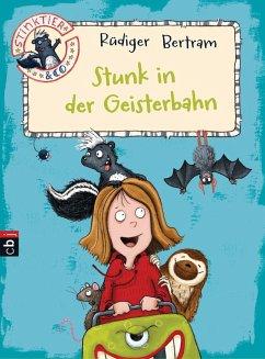 Stunk in der Geisterbahn / Stinktier & Co Bd.2 (eBook, ePUB) - Bertram, Rüdiger