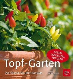 Topf-Garten (Mängelexemplar) - Faschingbauer, Bärbel